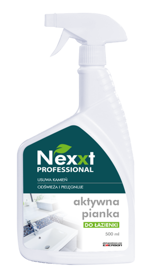 Pianka do łazienki  Nexxt Professional 500ml